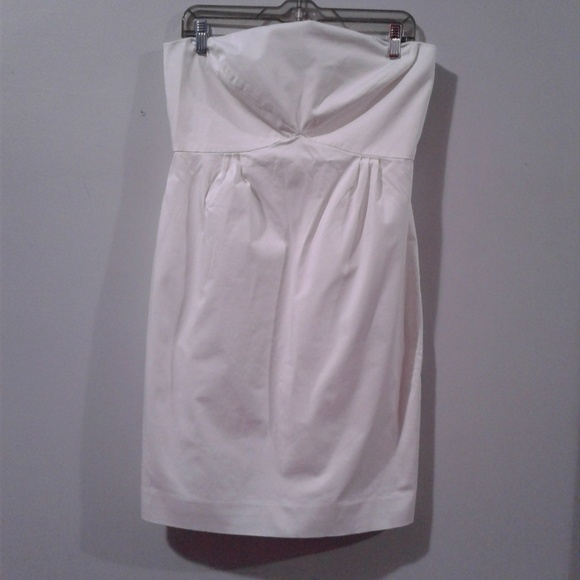 New York & Company Dresses & Skirts - New York And Company White Strapless Dress